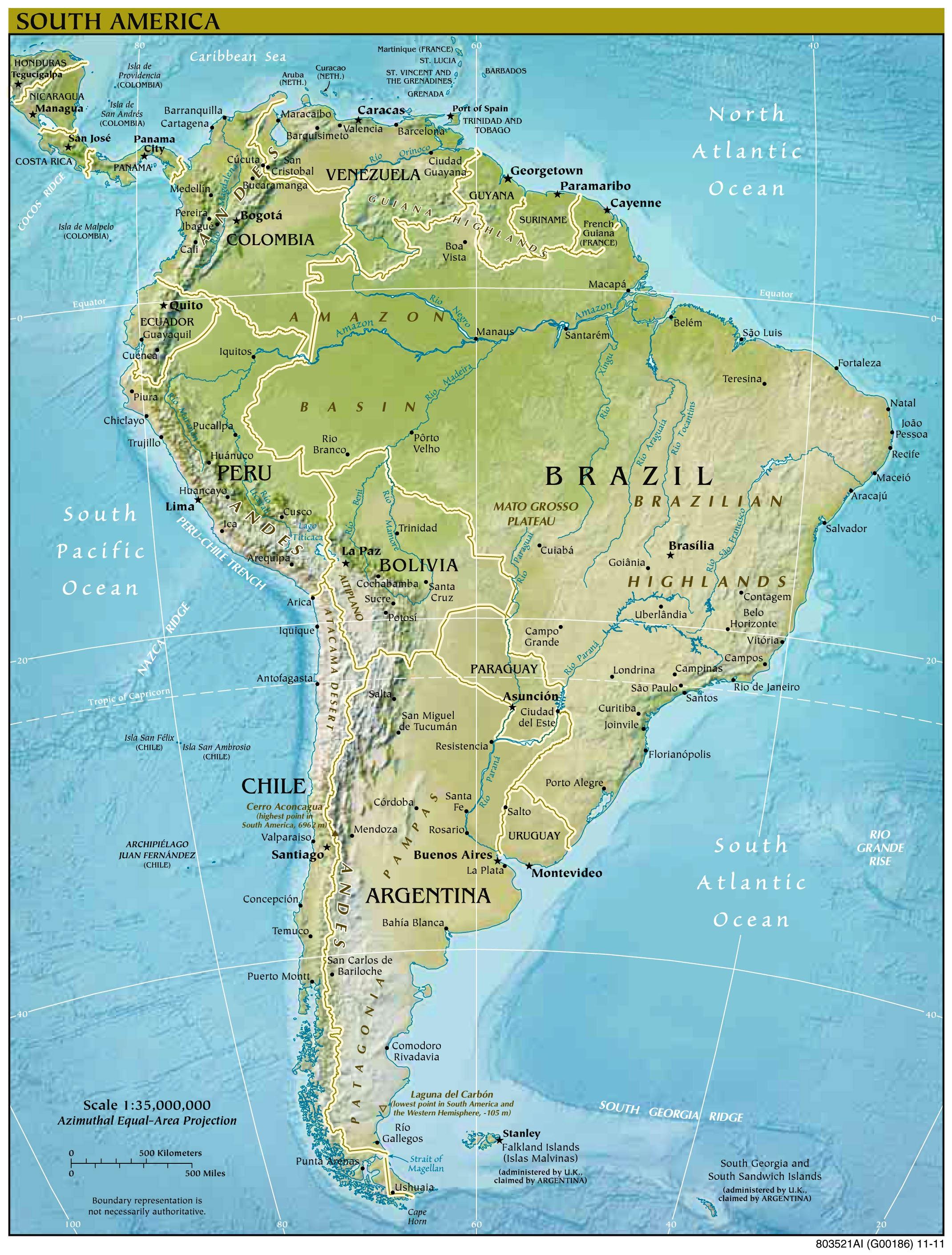 Sudamerika Landkarten Kostenlos Cliparts Kostenlos