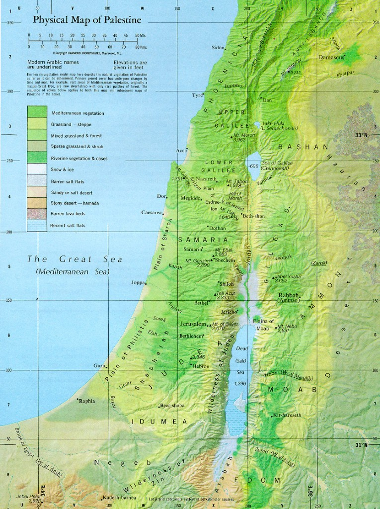 physical_map_of_palestine
