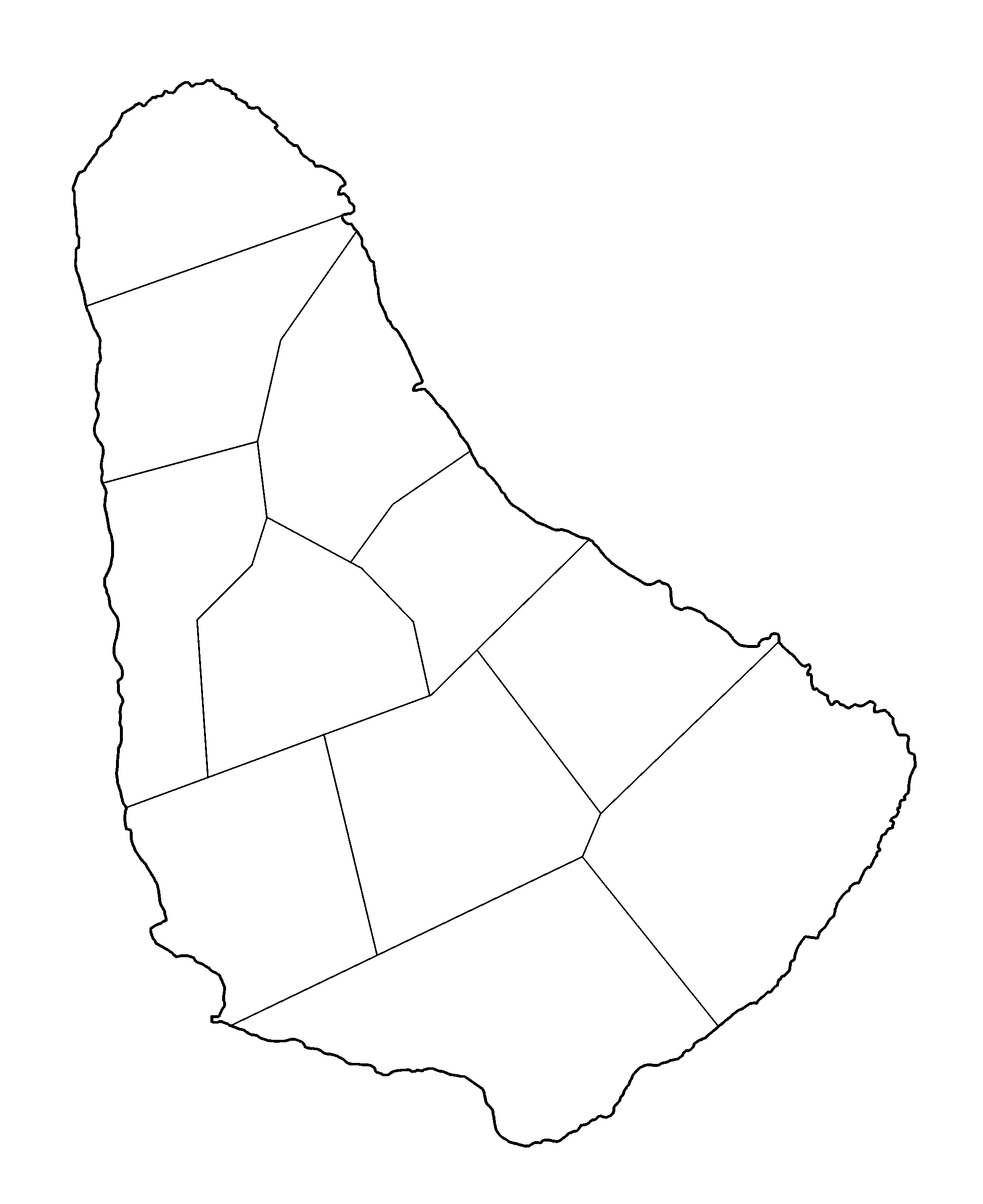 barbados_parishes_blank