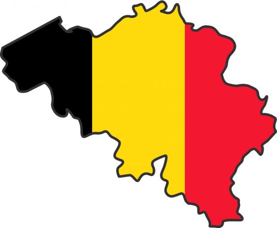 Belgien Karte Umriss.Belgien Landkarten Kostenlos Cliparts Kostenlos