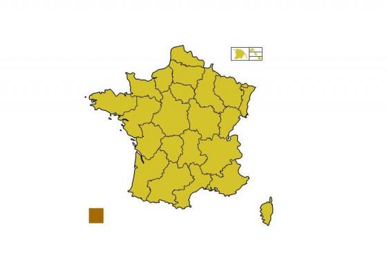 landkarte frankreich lyon