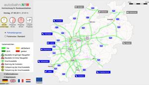 Strassenverhältnisse Hessen