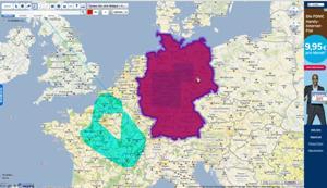 Interaktive landkarten erstellen landkarten und stadtplan index